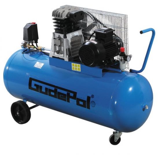 GudePol oro kompresorius 200L 475L/min 10bar