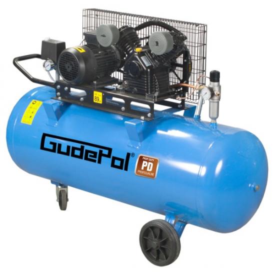 GudePol oro kompresorius 200L 510L/min 10bar