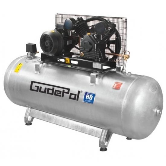 Поршневой воздушный компрессор Gudepol HD 75/500/900