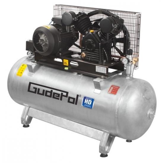 Gudepol HD 75/270/900 поршневой воздушный компрессор
