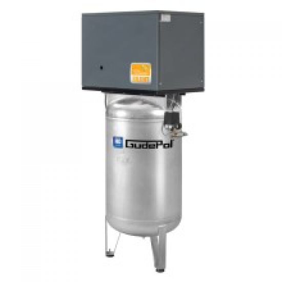 GudePol vertikalus oro kompresorius 270L 510L/min 10bar