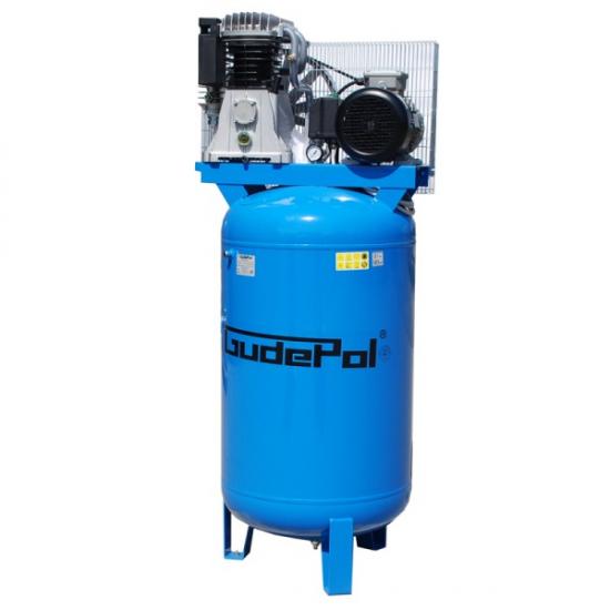 GudePol vertikalus oro kompresorius 270L 515L/min 10bar