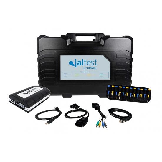 DAF sunkvežimių diagnostikos įranga JalTest