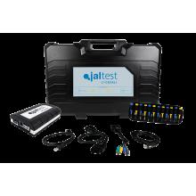 Semi-trailer diagnostic equipment