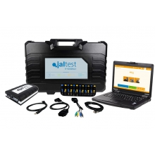 Diagnostic equipment for agriculture and construction vehicles