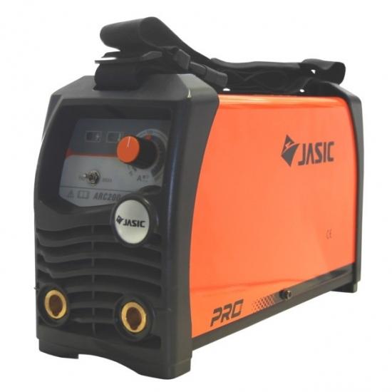 Invertorinis elektrodų suvirinimo įrenginys Jasic Arc 200