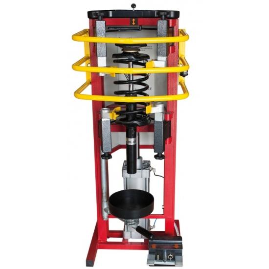 Pneumatinis spyruoklių suspaudimo stendas KS Tools