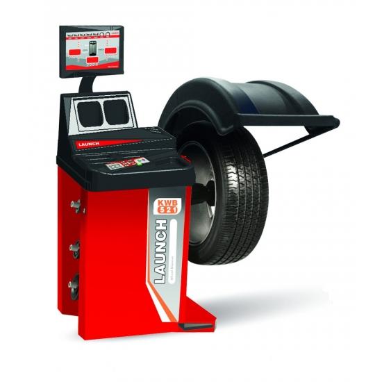 Ratų balansavimo staklės LAUNCH KWB-521