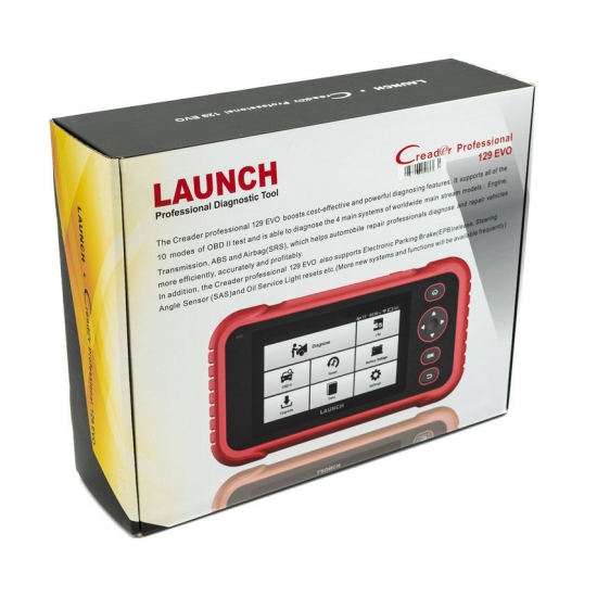 Diagnostikos prietaisas Launch CRP129 EVO