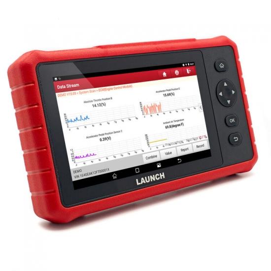 Diagnostikos įranga LAUNCH X-431 EURO MINI