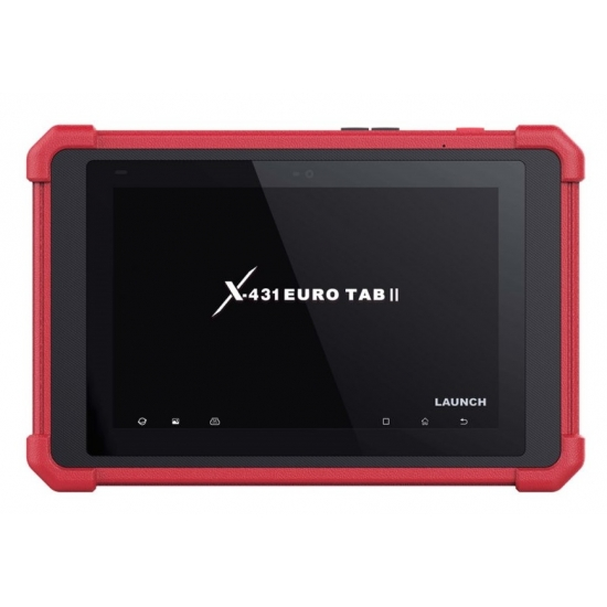 Universal diagnostic tool Launch X-431 Euro Tab II