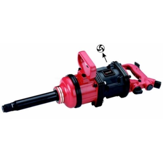 "Pneumatic impact wrench 1"" 3800 Nm"