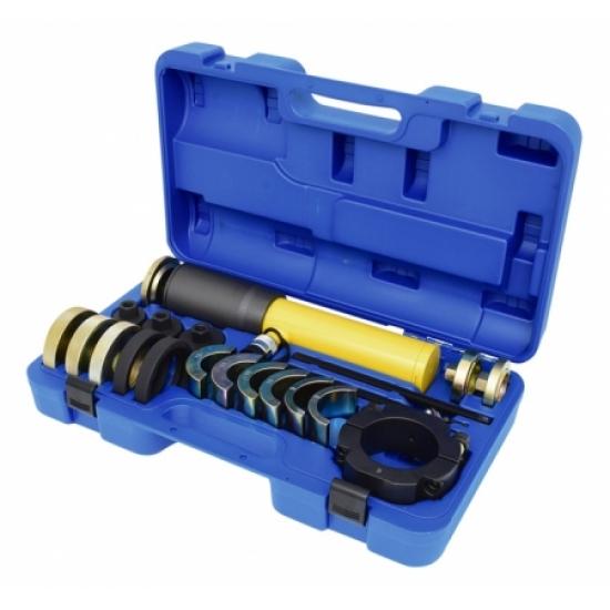 Įvorių presavimo rinkinys su hidrauliniu cilindru