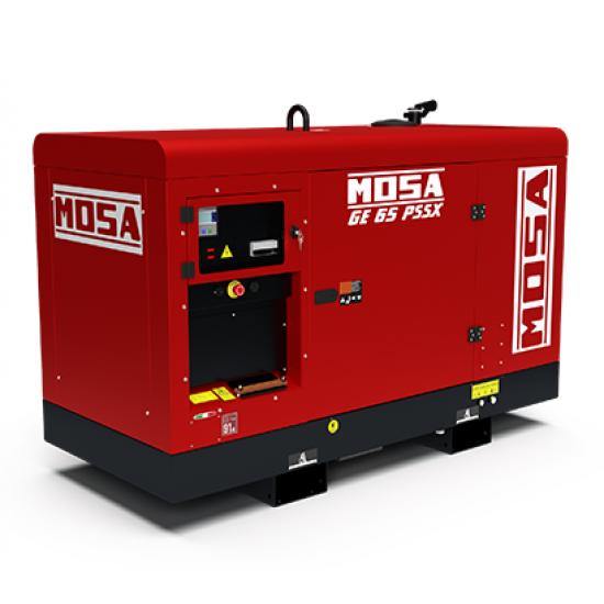 Дизель-генератор MOSA GE 65 PS SX