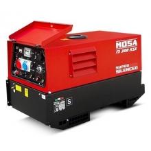 Motor driven welding equipment