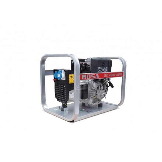 Dyzelinis generatorius MOSA GE 4000 KDM 3000 4.6 kW aps/min