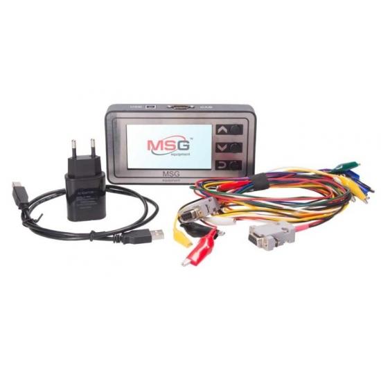 Įtampos reguliatorių testavimo adapteris MSG Equipment MS013 COM