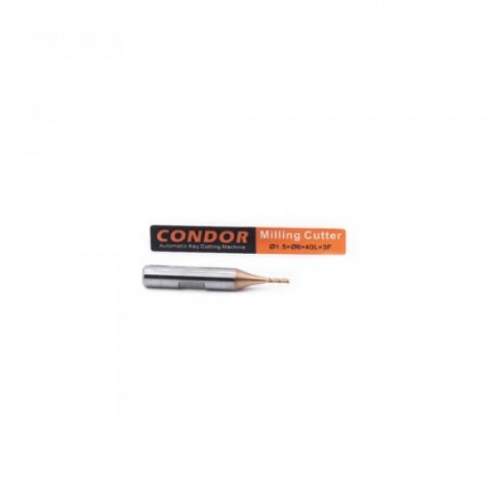 Condor XC Mini frezavimo zondas 1.5 mm
