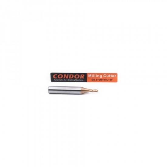 Condor XC Mini frezavimo zondas 2.5 mm