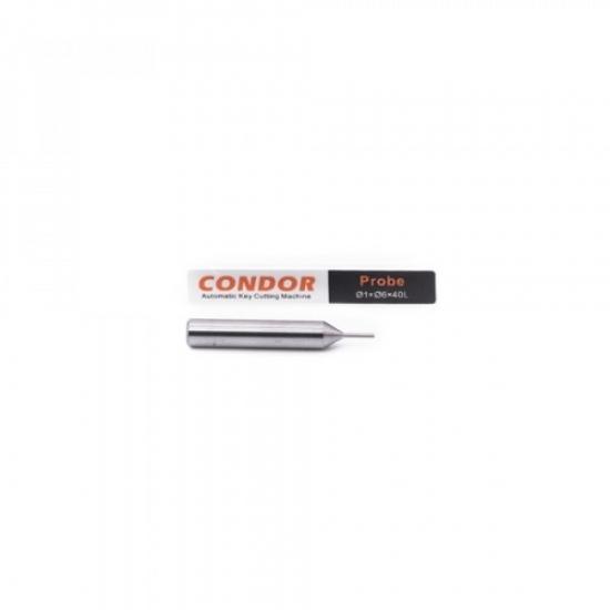 Condor XC Mini frezavimo zondas 1 mm