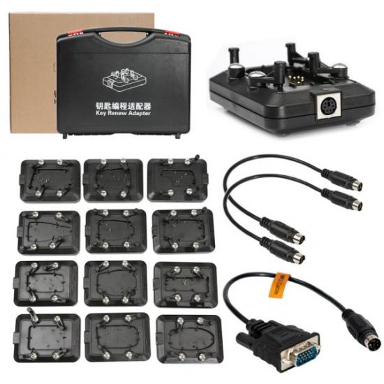 VVDI KEY device adapter set 12pcs