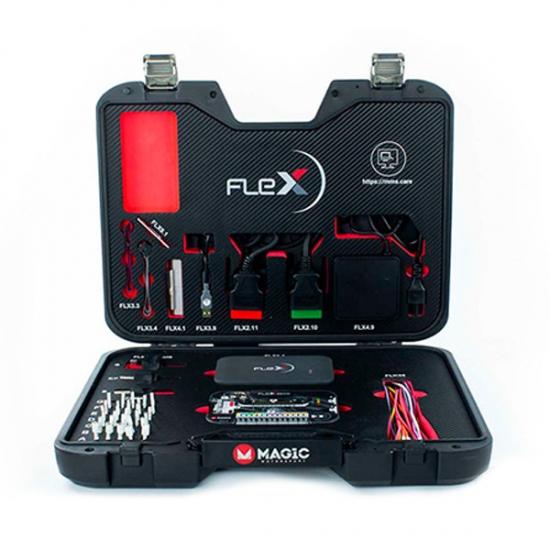 Automobilių konfigūratorius MagicMotorSport FLEX + lagaminas
