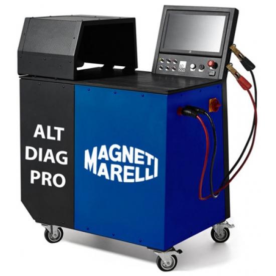 Starterių ir generatorių testavimo stendas Magneti Marelli Alt Diag Pro