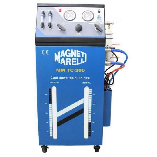 """Automatinės pavarų dėžės alyvos keitiklis """"Magneti Marelli MM TC 200"""""""