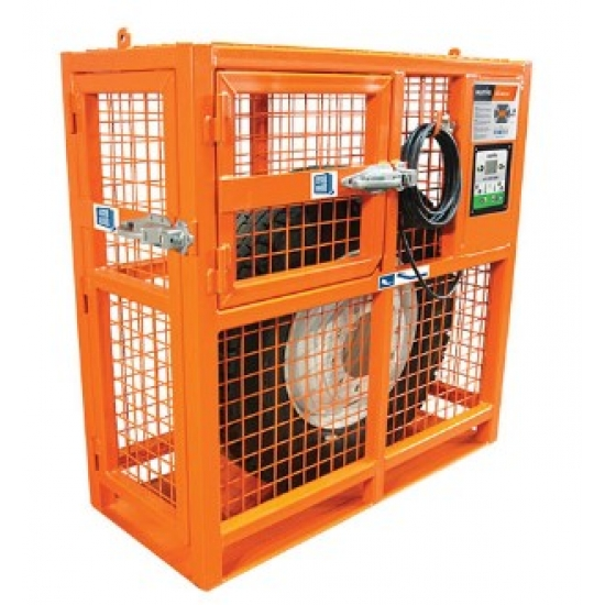 Клетка для накачивания шин Martins Industries MIC-AUHD-52
