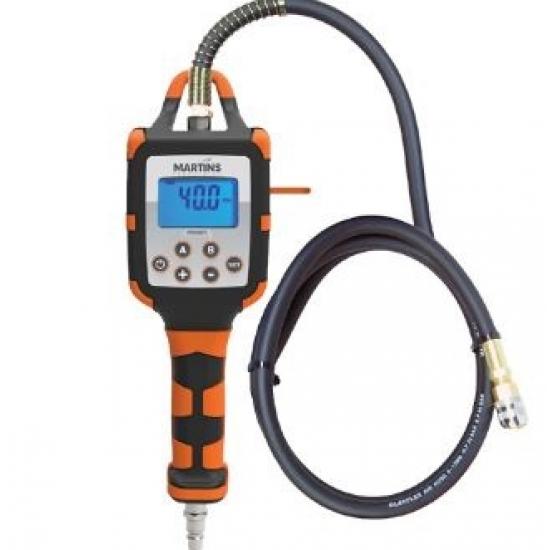 Automatinis nešiojamas padangų pripūtimo prietaisas Martins Industries MHA-100