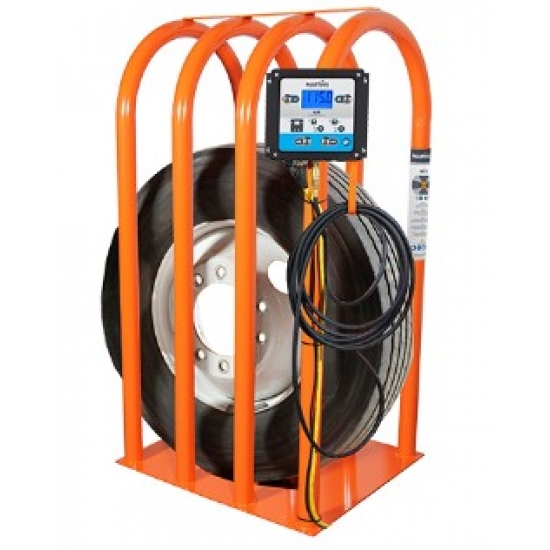 Automatinis padangų pripūtimo narvas Martins Industries MIC-4-KIT