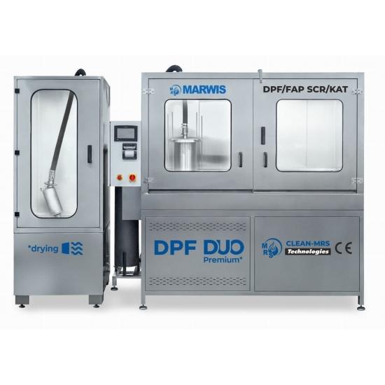 DPF / FAP SCR / KAT plovimo įranga Marwis DPF DUO PREMIUM