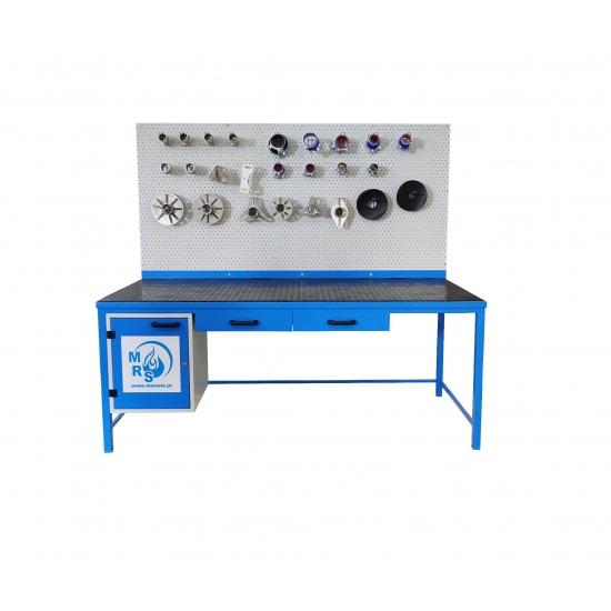 Dirbtuvių stalas Marwis E tool
