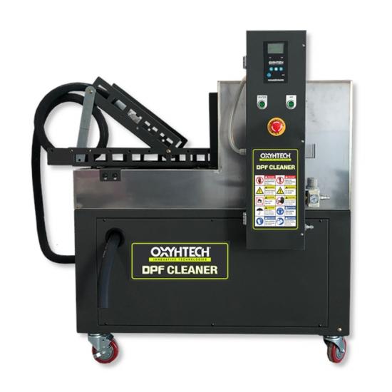 DPF Filtro valymo įranga Oxyhtech DPF cleaner