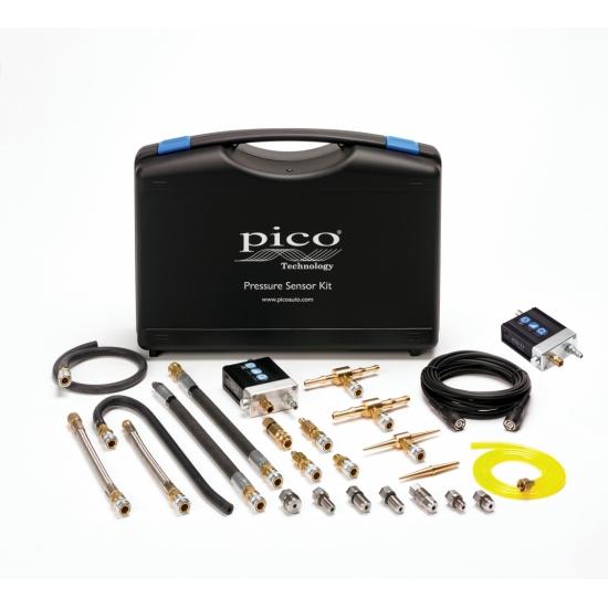 Slėgio jutiklio rinkinys PICO Dual WPS500X Maxi Kit su nešiojimo dėklu