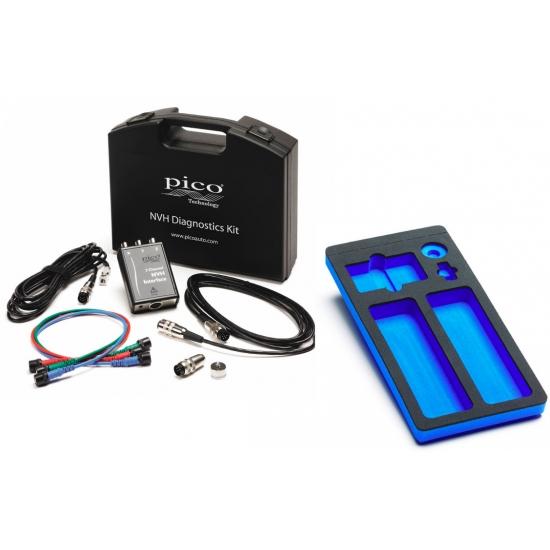 PICO NVH pradinis diagnostikos rinkinys su nešiojimo dėklu