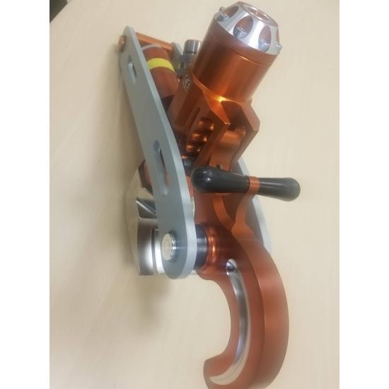Hydraulic agro tire side press PMM mini-lem