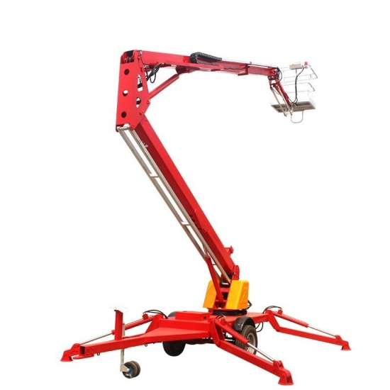 Mobile articulated lift
