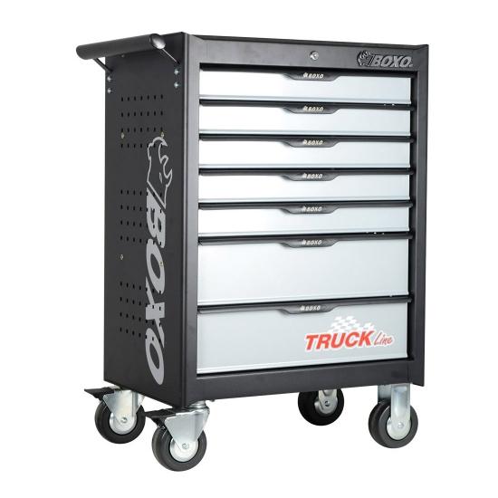 Įrankių vežimėlis BOXO sunkvežimiams, 291 vnt.