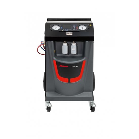 Automatinė kondicionierių (AC) aptarnavimo stotelė Robinair AC1234-3i