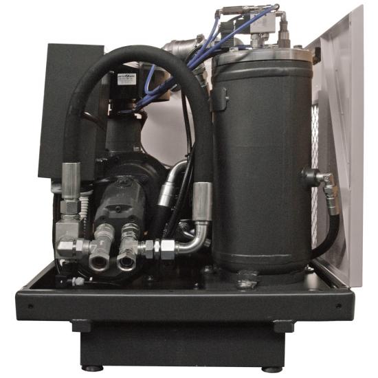 Mobilus įmontuojamas sraigtinis kompresorius Rotair VRH 10-70