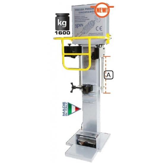 Pneumatinis amortizatorių suspaudėjas Spin SS0010 Kompact 3000 Pro