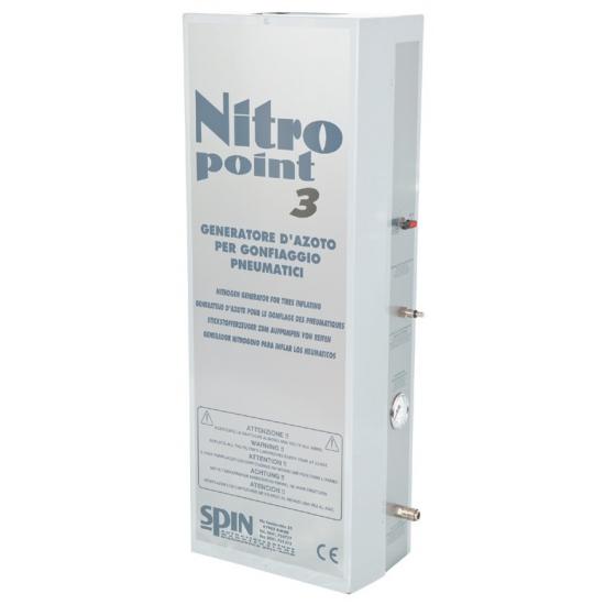 Azoto generatoriai Spin Nitropoint