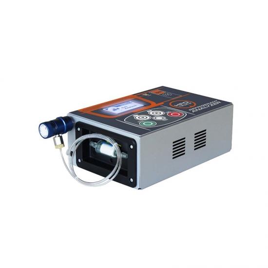 Mobilus freono R134a ir HFO1234yf dujų analizatorius SPIN