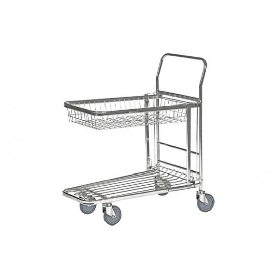 Prekių transportavimo vežimėlis 300 kg NH Handling BV300K