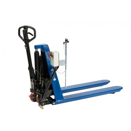 Elektrinis-hidraulinis keltuvas 1000 kg NH Handling SLX1000EF