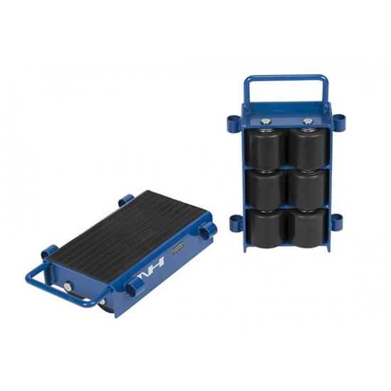 Krovinių perkelimų ratukai 12000 kg NH Handling MS120
