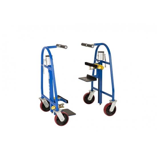 Krovinių gabenimo vežimėlis 600 kg NH Handling MT60