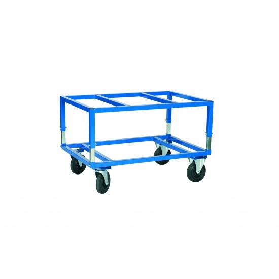 Manevringas krovinių vežimėlis 800 kg NH Handling PBV800J