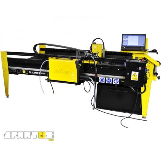 CNC plazminio pjovimo staklės Pro Gladiator 3050